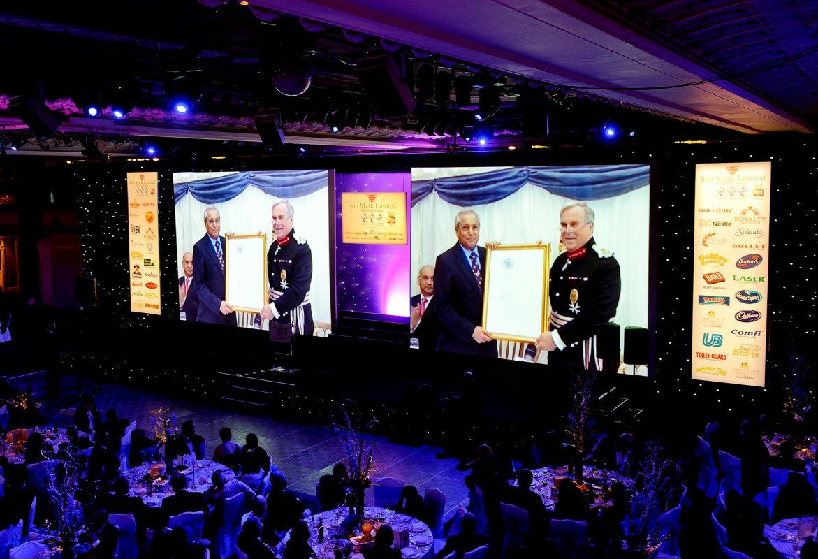 Sun Mark Queen's Award Celebration 2011 London