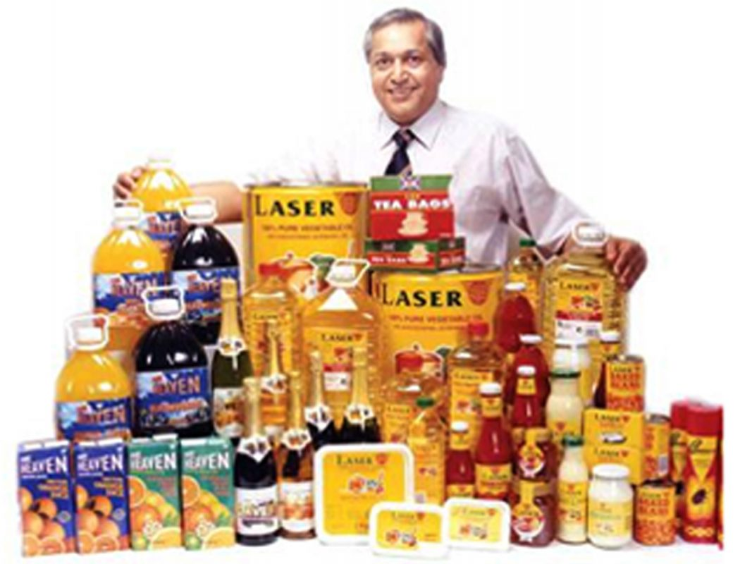FMCG Products of Laser