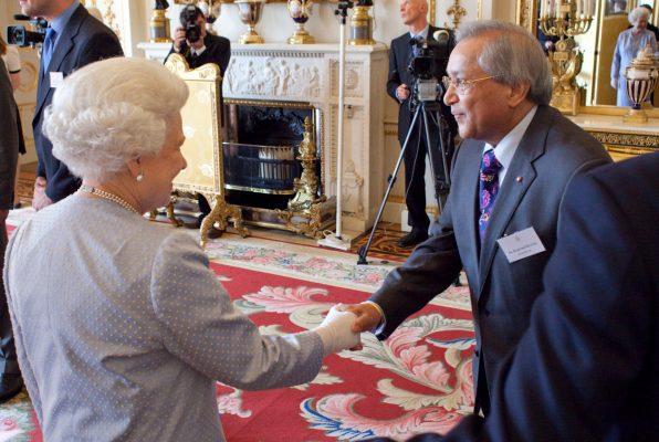 Queen's Award for Export - Sun Mark
