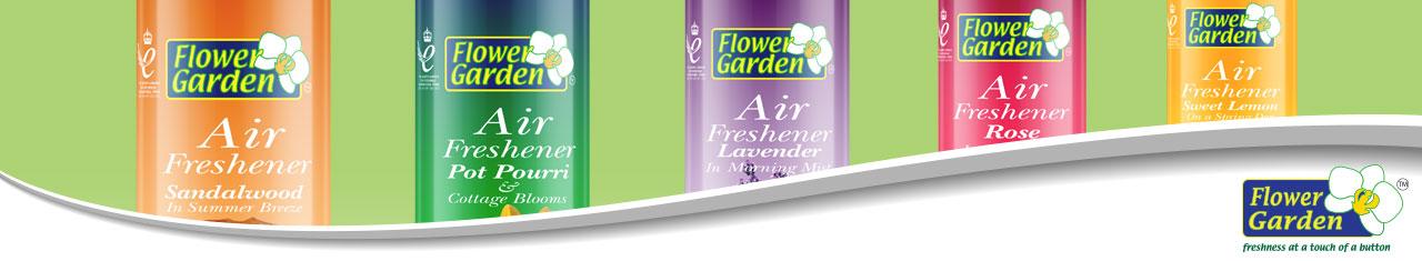 Flower Garden Air Freshener Suppliers UK