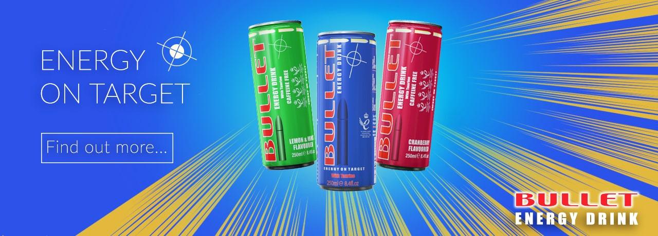 Bullet Energy Drink Exporters UK