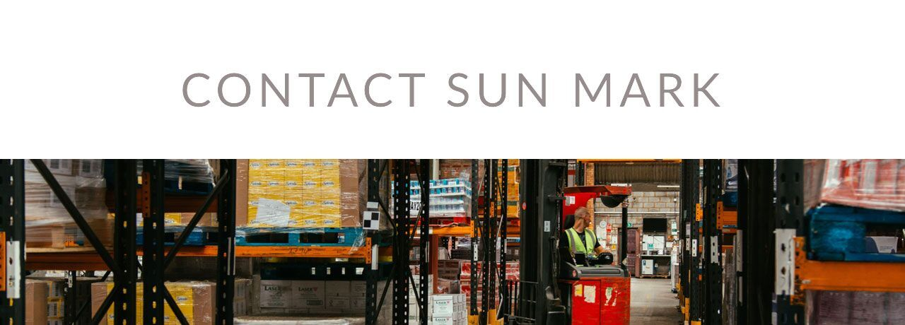 Contact Sun Mark for FMCG Product Supply