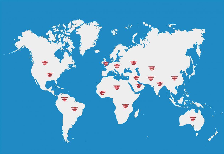 Proud Partner of Numerous FMCG Multinationals Across the Globe