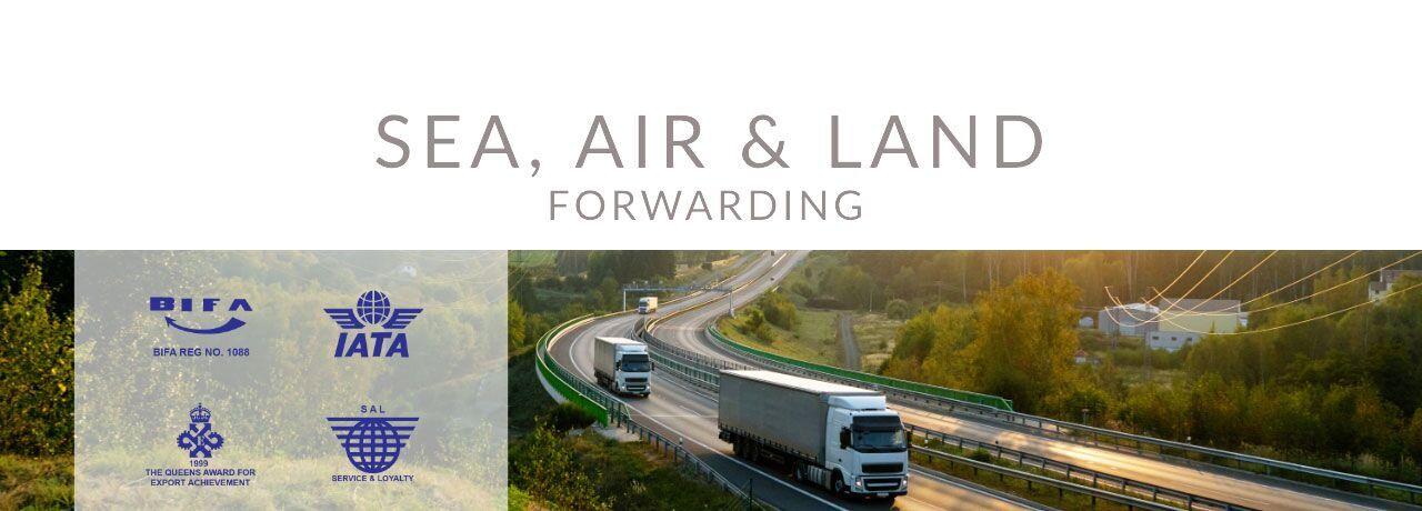 Sea, Air & Land Forwarding