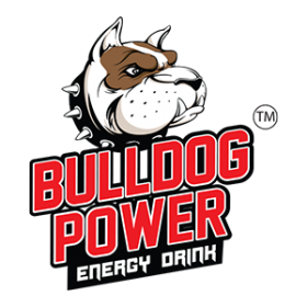 Logo of Bulldog Power Energy Drink