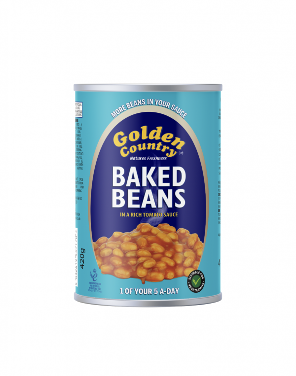 Golden Country Baked Beans Wholesalers UK