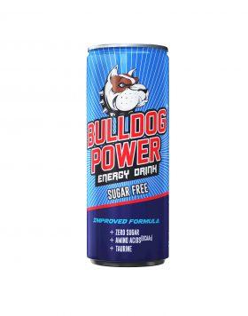 Bulldog Power Sugar Free Energy Drink Wholesalers UK