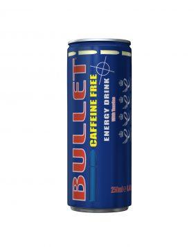 Bullet Energy Drink Caffeine Free Wholesalers UK