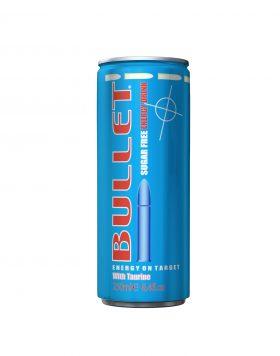 Bullet Sugar Free Energy Drink Wholesalers UK