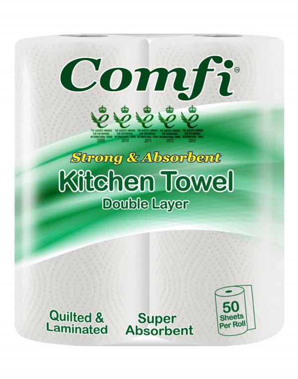Comfi Kitchen Towel Wholesalers UK