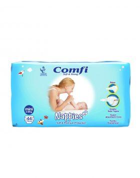 Comfi Nappies mini wholesalers UK