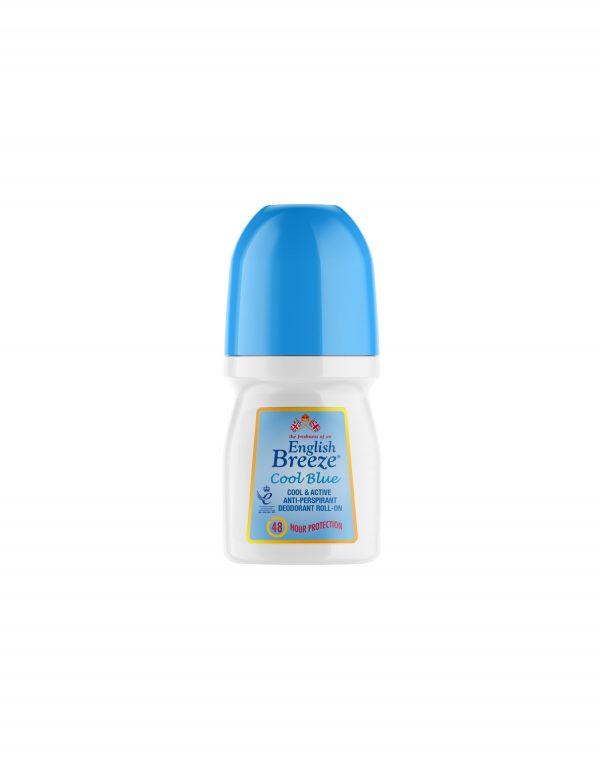 English Breeze Cool Blue Deodorant Roll On Wholesalers UK