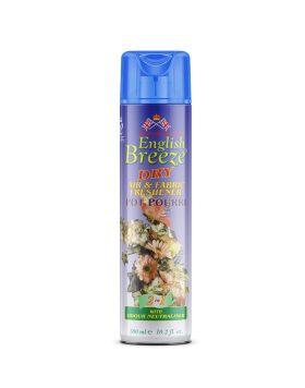 English Breeze Pot Pourri Dry Air & Fabric Freshener Wholesalers UK