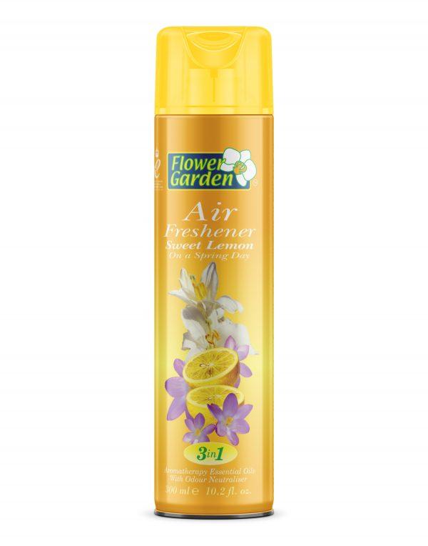 Flower Garden Sweet Lemon Air Freshener Wholesalers UK