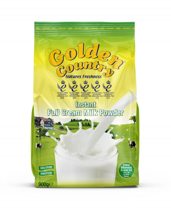 Golden Country Instant Cream Milk Powder Wholesalers UK