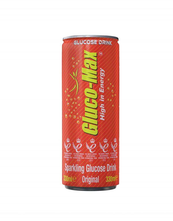 Gluco-Max Sparkling Glucose Drink Wholesalers UK
