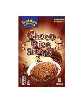 Golden Country Choco Rice Snaps Wholesalers UK