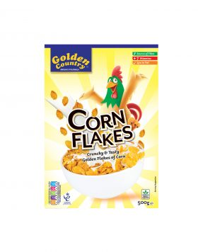 Golden Country Corn Flakes Wholesalers UK