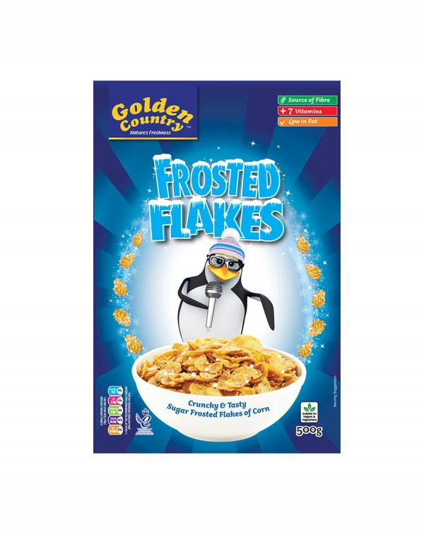 Golden Country Frosted Flakes Wholesalers UK