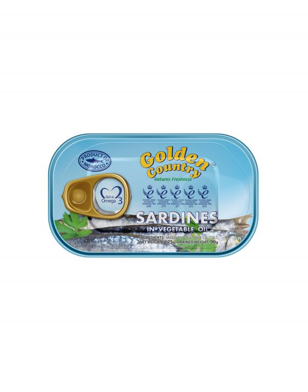 Golden Country Sardines Wholesalers UK