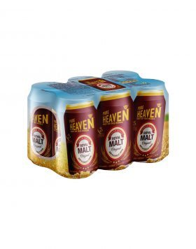 Pure Heaven Royal Malt Non-Alcoholic Drink Wholesalers UK