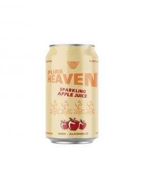 Pure Heaven Sparkling Apple Juice Non-Alcoholic Wholesalers UK