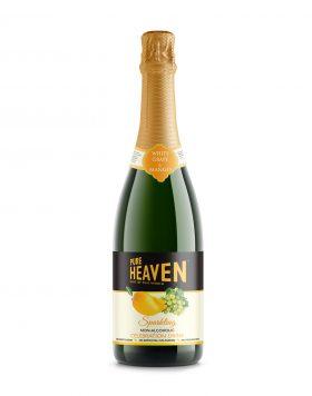 Pure Heaven Sparkling Non-Alcoholic Celebration Drink Mango Wholesalers UK
