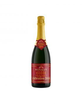 Royalty Non-Alcoholic Celebration Drink Strawberry