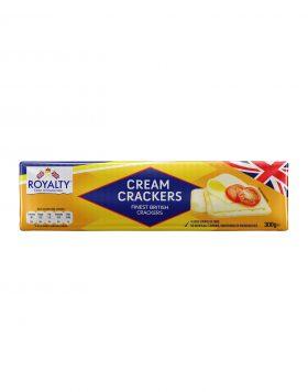 Royalty Cream Crackers Biscuits Wholesalers UK