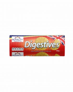 Royalty Digestives Biscuits Wholesalers UK
