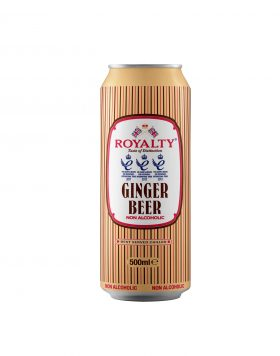 Royalty Non-Alcoholic Ginger Beer 500ml Wholesalers UK
