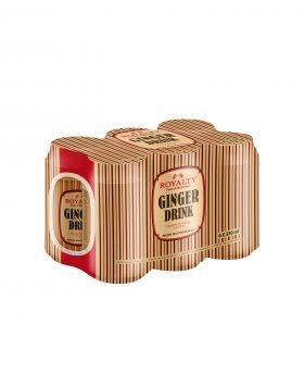 Royalty Non-Alcoholic Ginger Drink Wholesalers UK