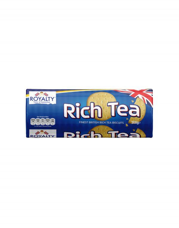 Royalty Rich Tea Biscuits Wholesalers UK