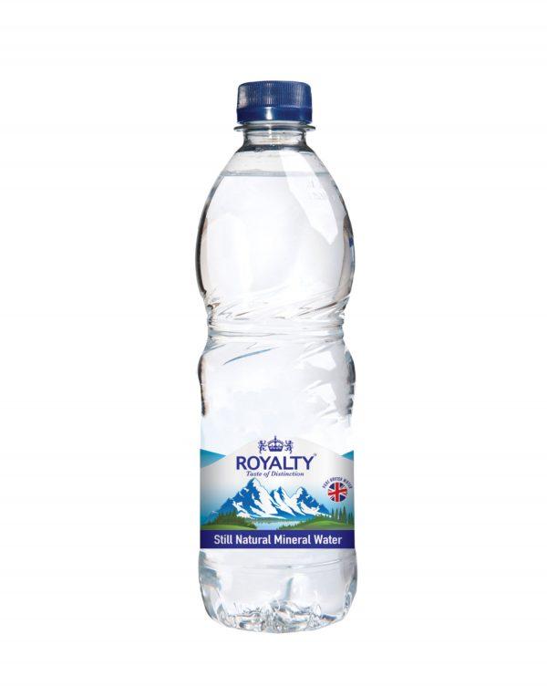 Royalty Still Natural Mineral Water Wholesalers UK