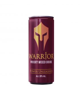Warrior Whisky Mixed Drink 20% Vol. Wholesalers UK