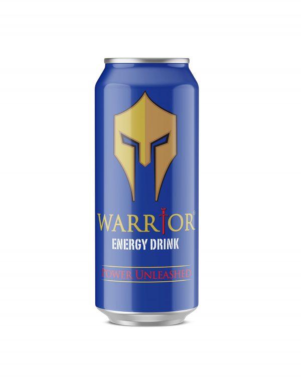 Warrior Energy Drink 500ml Wholesalers UK