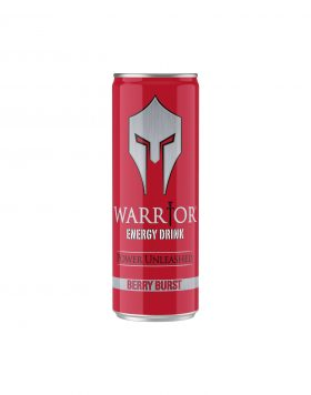 Warrior Energy Drink Berry Burst Wholesalers UK