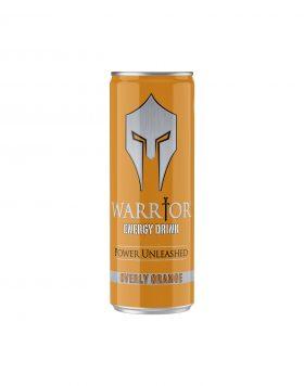 Warrior Energy Drink Overly Orange Wholesalers UK