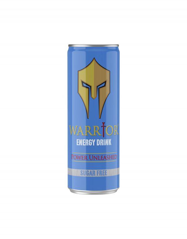 Warrior Energy Drink Sugar Free Wholesalers UK