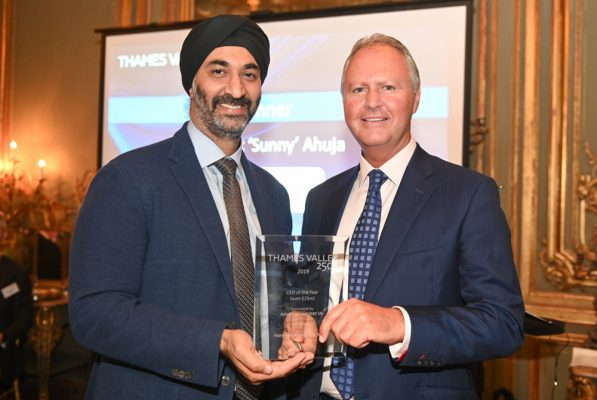 Harmeet 'Sunny' Ahuja, Wins CEO of the Year Award