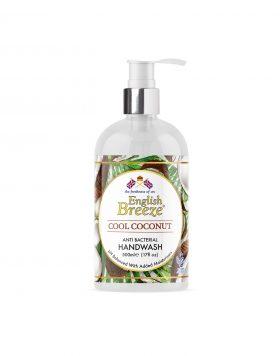 English Breeze Cool Coconut Antibacterial Handwash Wholesalers UK