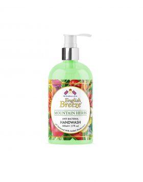 English Breeze Mountain Herbs Antibacterial Handwash Wholesalers UK