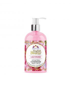 English Breeze Lily Pond Antibacterial Handwash wholesalers UK
