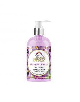 English Breeze Relaxing Violet Antibacterial Handwash Wholesalers UK
