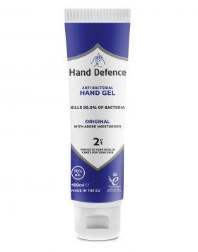 Hand Defence Antibacterial Hand Gel Wholesalers UK