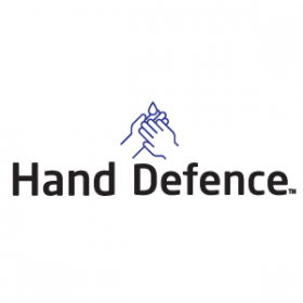 Logo of Hand Defence