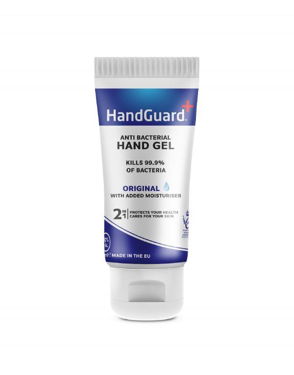 HandGuard Antibacterial Hand Gel Wholesalers UK