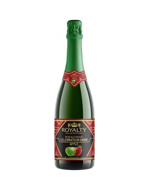 Royalty Non-Alcoholic Celebration Drink Apple Wholesalers UK