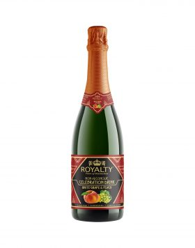 Royalty Celebration Drink Peach Wholesalers UK