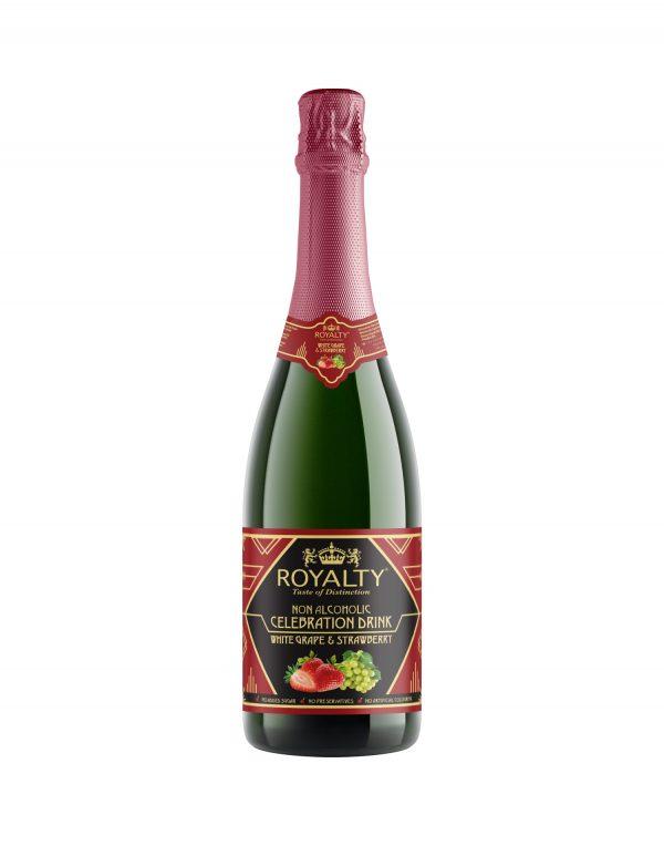Royalty Celebration Drink Strawberry Wholesalers UK